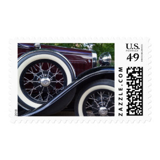 1930 Ford A Classic Car Stamp