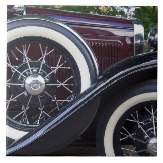 1930 Ford A Classic Car Tile