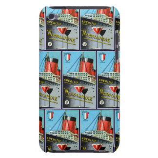 1930 franceses Apertif Normandie Barely There iPod Protectores