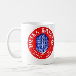 1930 Hotel Bristol Cuba Coffee Mug