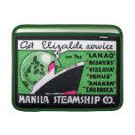 1930 Manila Steamship Company Sleeve For MacBook Air