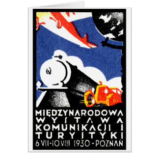 1930 Poznan Expo Poster Cards