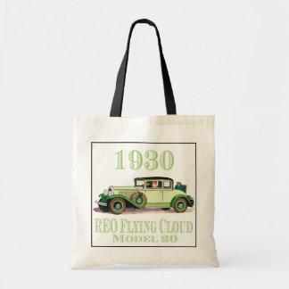 1930 REO Flying Cloud Model 20 Budget Tote Bag