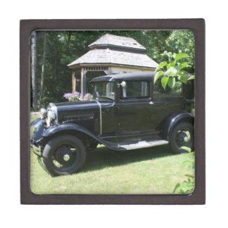 1930 Tudor Jewelry Box