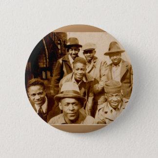 1930s boyz from the hood RPPC Button