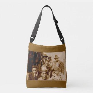 1930s boyz from the hood RPPC Crossbody Bag