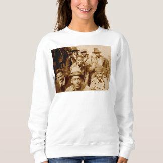 1930s boyz from the hood RPPC Sweatshirt