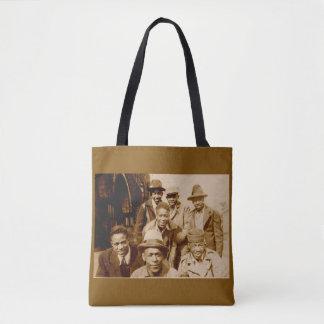 1930s boyz from the hood RPPC Tote Bag
