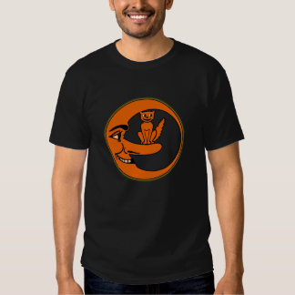 1930's Cat In The Moon T-Shirt