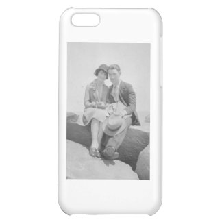 1930's Couple Cover For iPhone 5C