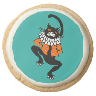 1930s Dancing Cat | Shortbread Cookies