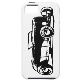 1930s Hotrod iPhone 5 Cover