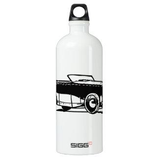 1930s Hotrod Water Bottle