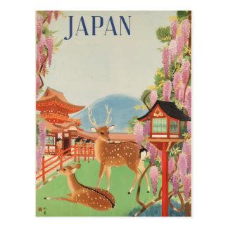 1930s Japan Vintage Postcard
