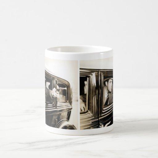 1930's Road Rage Coffee Mug