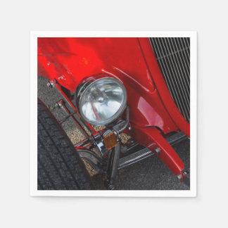 1930's Roadster Napkin