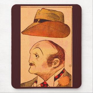 1930s the High Hat Jimmy Murphy Mouse Pad