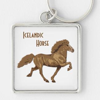 1930's Vintage Icelandic Keychain