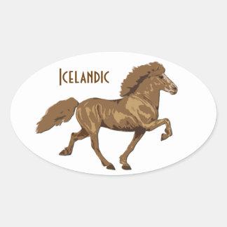 1930's Vintage Icelandic Sticker