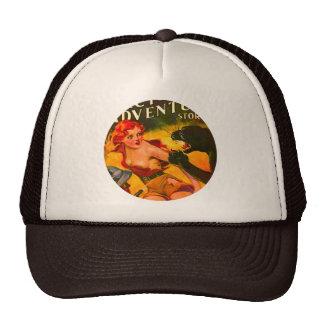 1930's VINTAGE PULP - RETRO Trucker Hat