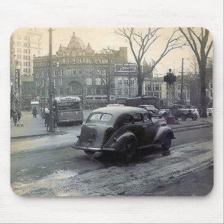 1930's Wilkes-Barre Pa. Mousepad