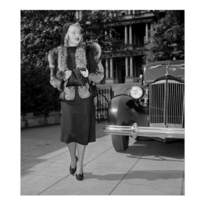 1930fashion on 1930s Women S Fashion Posters From Zazzle Com