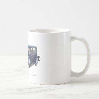1931 CADILLAC LA SALLE CLASSIC WHITE COFFEE MUG