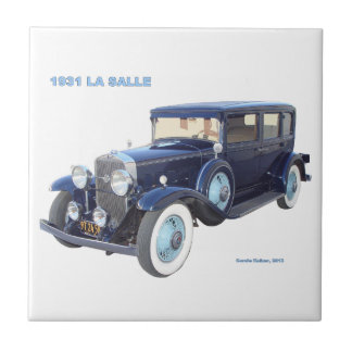 1931 CADILLAC LA SALLE SMALL SQUARE TILE