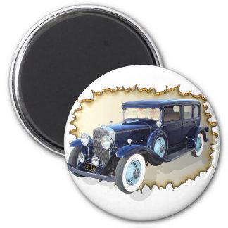 1931 Cadillac LaSalle 2 Inch Round Magnet