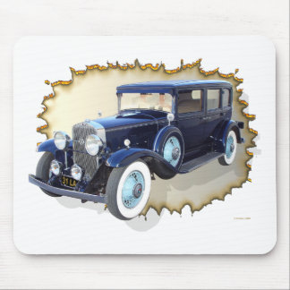 1931 Cadillac LaSalle Mouse Pad