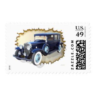 1931 Cadillac LaSalle Postage