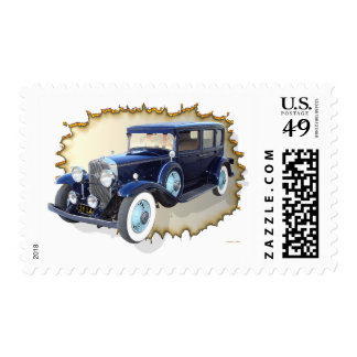 1931 Cadillac LaSalle Postage Stamp