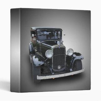 1931 CHEVROLET 3 RING BINDER