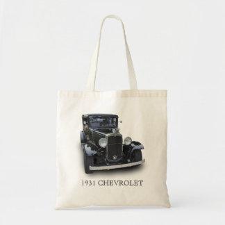 1931 CHEVROLET TOTE BAG
