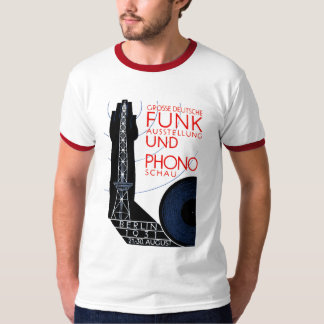 1931 German Radio and Music Expo T-Shirt