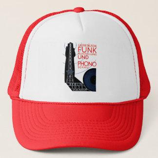 1931 German Radio and Music Expo Trucker Hat
