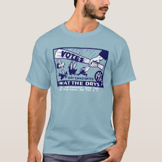 1932 Anti-Prohibition Campaign T-Shirt