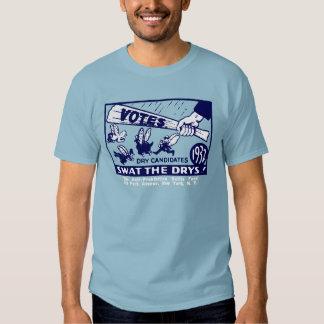 1932 Anti-Prohibition Campaign Tshirts