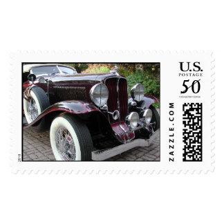 1932 Auburn Boattail Speedster Postage