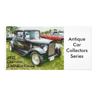 1932 Chevrolet Photo Card