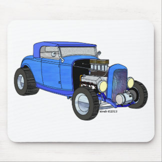 1932 Ford HiBoy Roadster Mousepads