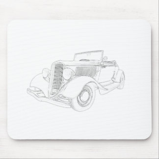 1932 Ford Mouse Pads