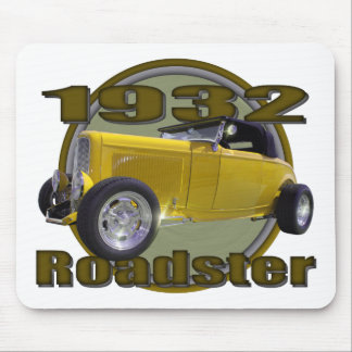 1932 Ford Roadster Carmel Captain Mouse Pad