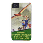 1932 Model Aircraft Competition Poster iPhone 4 Case