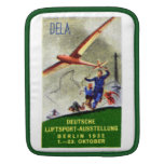 1932 Model Aircraft Competition Poster Sleeve For MacBook Air