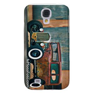 1932 Plymouth Mopar RatRod Vintage Racing iphone Samsung Galaxy S4 Cases