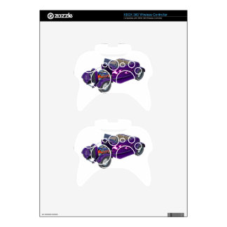 1932 Roadster with Engine Displayed Xbox 360 Controller Decal