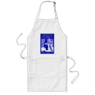 1932 Vienna Bakers Expo Poster Long Apron