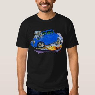 1933-36 Willys Blue Car T Shirt