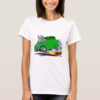 1933-36 Willys Green Car T-Shirt